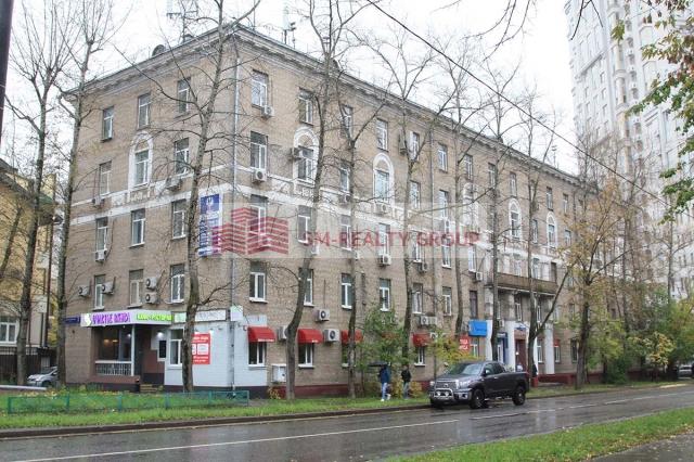 Аренда от 43 кв.м. Маршала Соколовского, д. 3