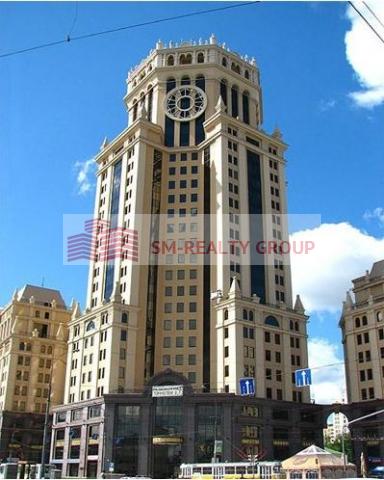 Бизнес-центр Павелецкая Плаза