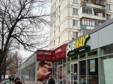 Первомайская, 81, арендатор Subway